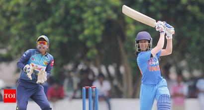 1st T20I: Rodrigues, Yadav shine as Indian women beat SL