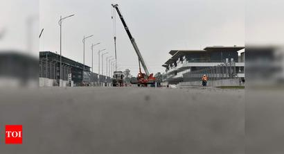 Vietnam F1 Grand Prix gets go-ahead despite virus fears