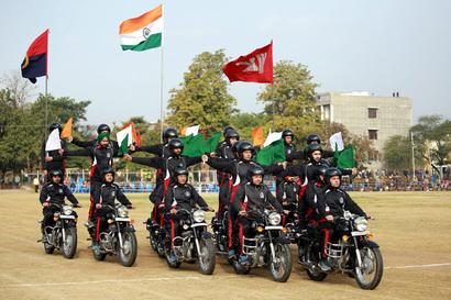On 71st Republic Day, J&K Police Bags Max Gallantry Honours with 108 Medals, CRPF 76