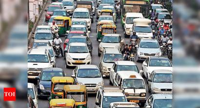 EDMC plans parking lots for 1,100 vehicles