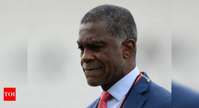 Michael Holding breaks down while talking about racism his parents faced