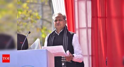 CM Gehlot launches Raj Kaushal portal