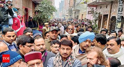 Govt blaming NDMC due to political ill-will: BJP