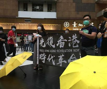 How China pounced on Hong Kong while Covid-19 overwhelmed the world