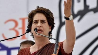 Priyanka Gandhi Vadra slams UP govt, says its #39;no testing is equal to no corona#39; policy a criminal act