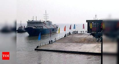 Ghogha-Dahej Ro-Ro ferry to begin February 24 after five months