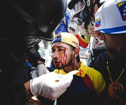 Agora presents the very best of photojournalism