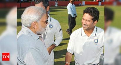 Virat, Sachin, Yuvraj lead wishes to PM Modi on his 70th birthday