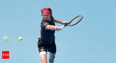 Alexander Zverev unloads on 'inconsistent' Nick Kyrgios ahead of Australian Open
