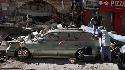 Search for Beirut blast survivors intensifies as death toll mounts