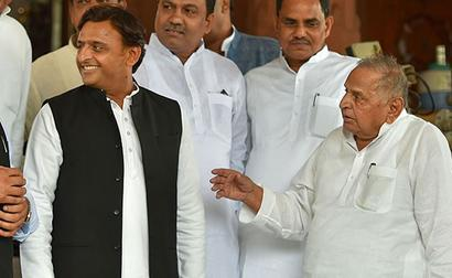 Mulayam Singh Yadav's Condition Improving: Hospital