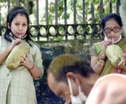 No respite from heat in Guwahati