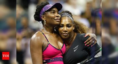 Serena Williams, Venus Williams offer fans yoga tips