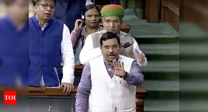 Action should be taken against Cong MP Manickam Tagore for trying to attack Harsh Vardhan: Pralhad Joshi