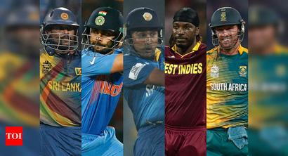 Top five: Most runs in T20 World Cup
