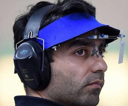 Bindra Receives Praise From IOC Chief For 'Taking Refugee' Project