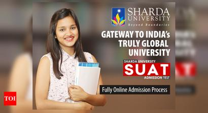 SUAT - Gateway to India's truly global university is now fully online