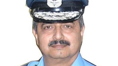 Air Marshal Vivek Ram Chaudhari to take charge of Western Air Command amid tension...