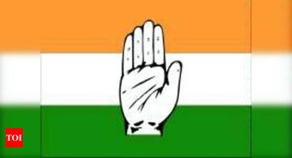 Rajasthan political crisis: Bihar Congress stages march to Raj Bhawan in Patna