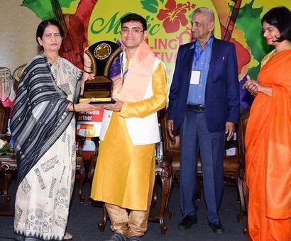 Literary Festival Celebrated Mystic Literature