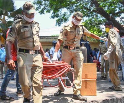Vizag gas leak: Cops file criminal case against plant