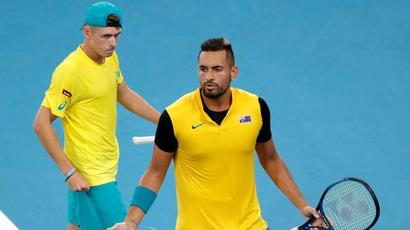 Australia edge Britain out of ATP Cup in knife-edge quarter-final