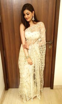 Slay or Nay: Kajal Aggarwal in Anita Dongre for an event