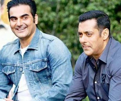 When Salman Khan was scared after Arbaaz lost a pair of Bata slippers