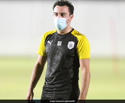Former Barcelona Star Xavi Hernandez Says Recovered From Coronavirus