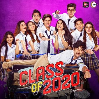 The first look of ALTBalaji and ZEE5`s Class of 2020 revealed