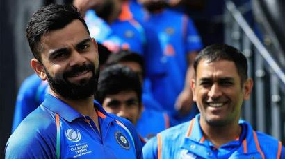 MS Dhoni perfect blend of aggression and being safe, Virat Kohli getting there:...
