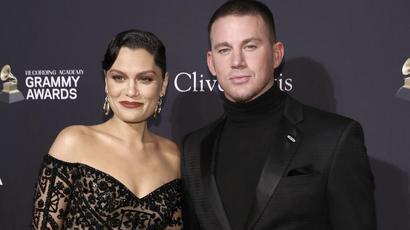 Channing Tatum says girlfriend Jessie J is more beautiful than ex-wife Jenna De...