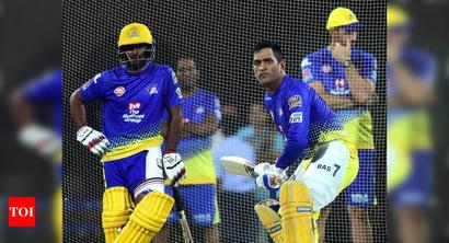 IPL: CSK missing Rayudu, admits MS Dhoni