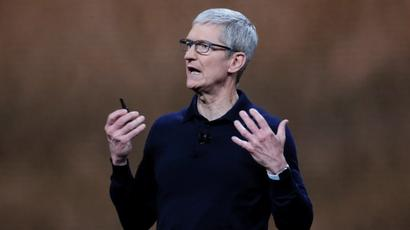 Apple Being Exempted From Tariff War Shows Tim Cook's Political Sway