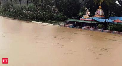 Monsoon fury adds to Karnataka's Covid woes; govt may find it hard to fund large-scale relief