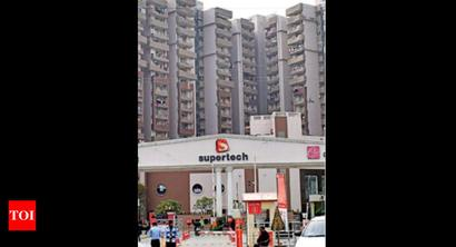 Noida: 17 developers seek stress fund to complete projects