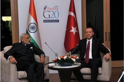 Don't interfere in Kashmir, know facts: India asks Erdogan
