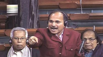 Delhi Election Result | Adhir Ranjan Chowdhury says polls fight between #39;giant and pygmy#39