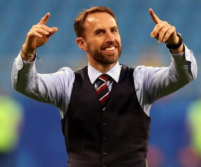 Southgate to coach England until 2022 World Cup