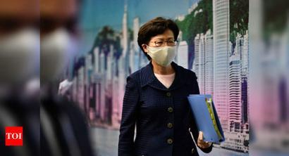 Hong Kong delays polls citing Covid pandemic