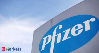 Pfizer up as co finds likely treatment to virus