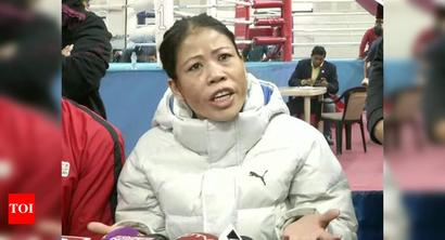 I didn't start this, I didn't create this confusion: Mary Kom