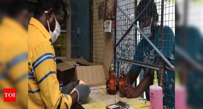 Assault cases in Tamil Nadu rose six times after liquor shops resumed sale