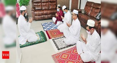 Assam celebrates Eid, minus the celebrations