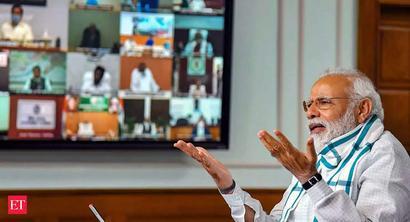 PM Narendra Modi asks UP, Bihar, WB, Gujarat & Telangana to increase COVID testing