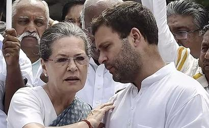 Sonia Gandhi, Rahul Gandhi Flew Free In Vijay Mallya's Airline: BJP