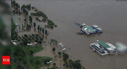 North Korea on flood alert as heavy rain kills 16 in South Korea