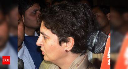 Priyanka Gandhi extends her Lucknow stay