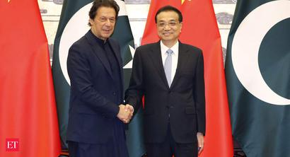 China says its ties with Pakistan remains 'firm as a rock'