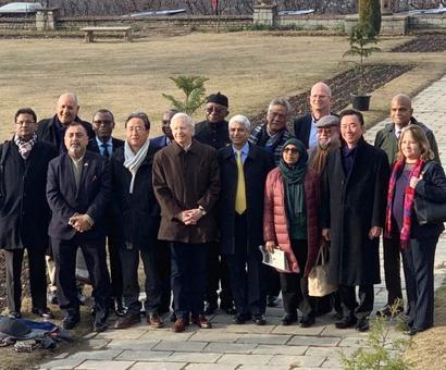 15 foreign envoys meet civil society in J-K
